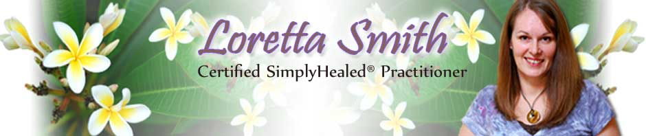 Loretta Smith, SimplyHealed Practitioner-Energy Coach
