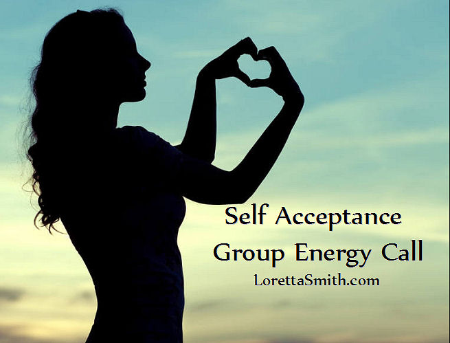 Self Acceptance Group call