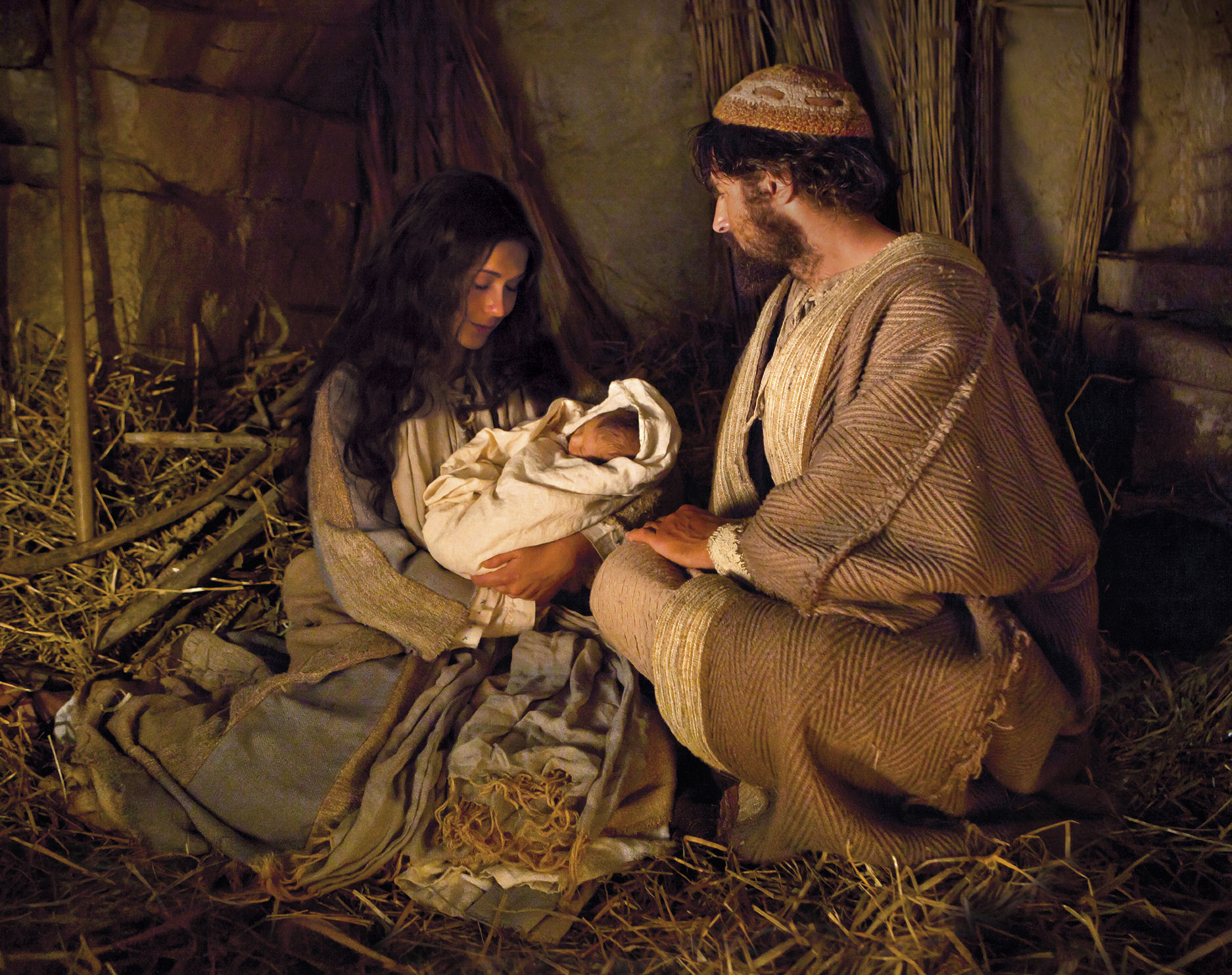 nativity-family