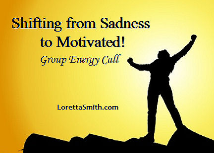 shifting from Sadness to Motivated