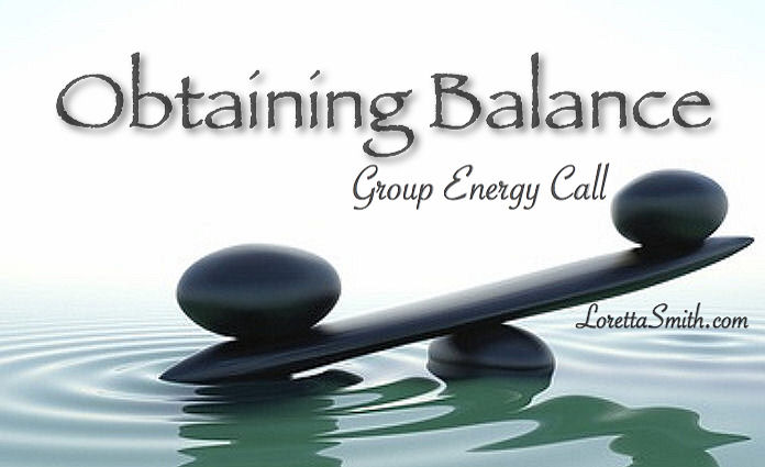 Obtaining Balance